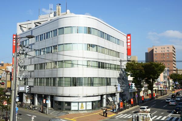 青森銀行 古川支店
